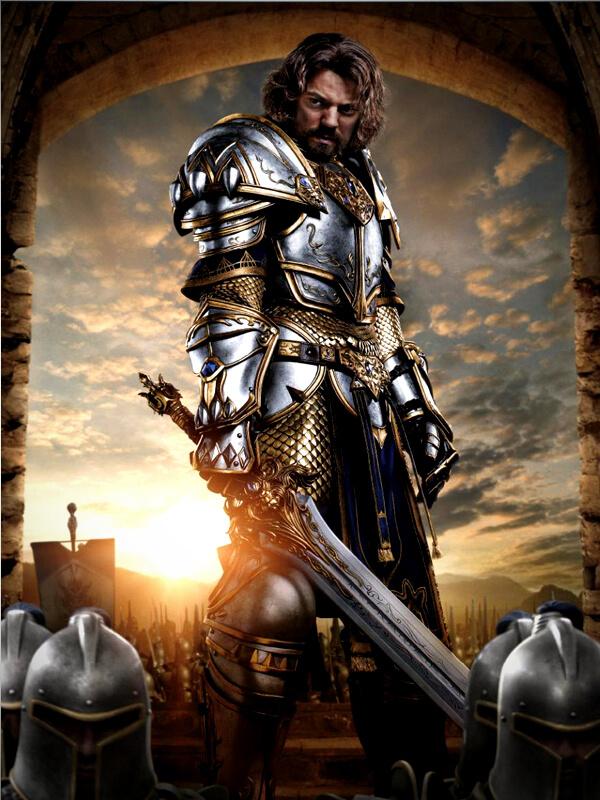 King Llane Sword