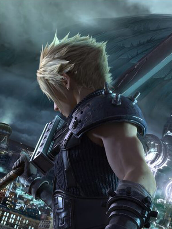 Final Fantasy Sword 1:1 Buster Blade replica