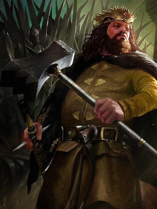 King Robert Baratheon Warhammer